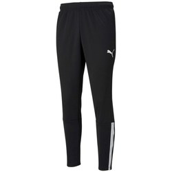 Clothing Men Tracksuit bottoms Puma Teamliga Training Black