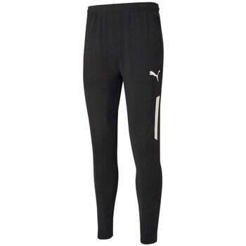 Clothing Men Tracksuit bottoms Puma Teamliga Training Pro Black