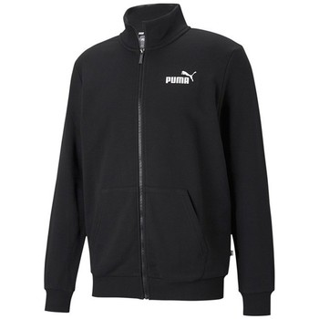Clothing Men Sweaters Puma Ess Track TR Black