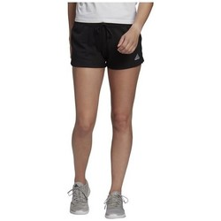 Clothing Women Shorts / Bermudas adidas Originals Essentials Regular Black