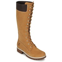Shoes Women Mid boots Timberland WOMEN'S PREMIUM 14IN WP BOOT COGNAC