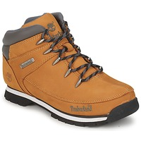 Shoes Boy Mid boots Timberland EURO SPRINT Cognac