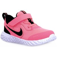 Shoes Children Low top trainers Nike Revolution 5 Tdv Pink