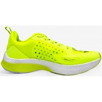 Shoes Men Running shoes Peak Chaussures  UP30 jaune fluo
