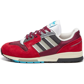 Shoes Men Low top trainers adidas Originals ZX 420 Trainers - Red
