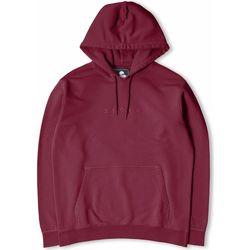 Clothing Sweaters Edwin Sweatshirt  katakana rouge bordeaux