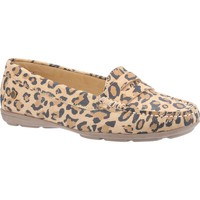 Shoes Women Loafers Hush puppies HPW1000-129-6 Margot Leopard