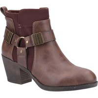 Shoes Women Ankle boots Rocket Dog SETTYGN-03 Setty Brown and Brown