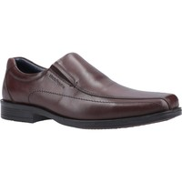 Shoes Boy Loafers Hush puppies HPM2000-112-3-7 Brody Chocolate