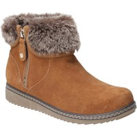 Shoes Girl Ankle boots Hush puppies HPW1000-98-2-3 Penny Tan
