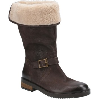 Shoes Women Mid boots Hush puppies HPW1000-141-2 Bonnie Brown