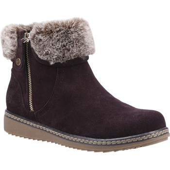 Shoes Women Ankle boots Hush puppies HPW1000-98-5-030 Penny Brown
