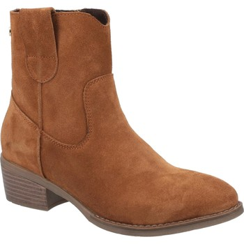 Shoes Women Ankle boots Hush puppies HPW1000-143-2 Iva Tan