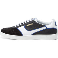 Shoes Men Low top trainers Pantofola d'Oro Modena Trainers - Black