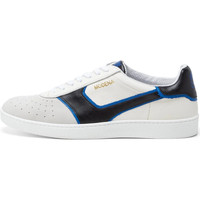 Shoes Men Low top trainers Pantofola d'Oro Modena Trainers - White