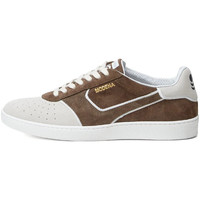 Shoes Men Low top trainers Pantofola d'Oro Modena Trainers - Taupe