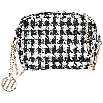Bags Women Shoulder bags Moony Mood PHILIPPI Black / White