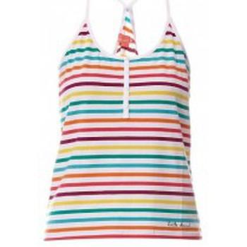 Clothing Women Tops / Sleeveless T-shirts Little Marcel Débardeur Darona White