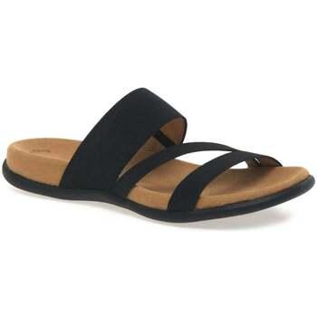 Shoes Women Mules Gabor Tomcat Modern Sporty Sandals black