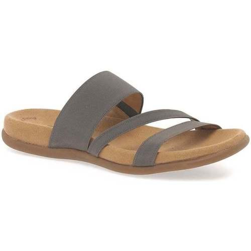 Shoes Women Mules Gabor Tomcat Modern Sporty Sandals grey