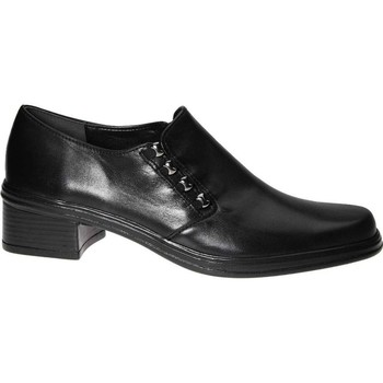 Shoes Women Brogues Gabor Hertha High Cut Leather Womens Shoes black