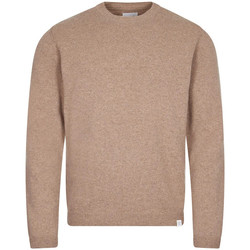 Clothing Men Jumpers Norse Projects Sigfred Jumper - Shale Stone