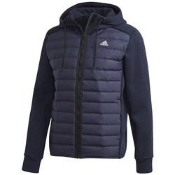 Clothing Men Duffel coats adidas Originals Varilite Hybrid Navy blue