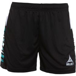 Clothing Women Shorts / Bermudas Select Short femme  Player Femina noir