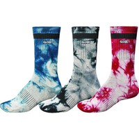 Shoe accessories Boy Socks Globe Chaussettes  All Tied Up 3 Pack asst.