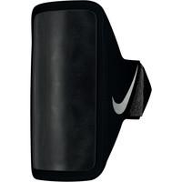 Shoe accessories Children Sports accessories Nike Brassard téléphone  Lean plus black/black/silver