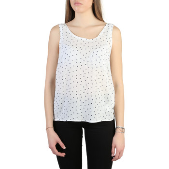 Clothing Women Tops / Blouses Armani jeans Womens Tops White