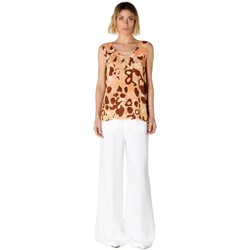 Clothing Women Tops / Blouses Olivia Hops Women's Top In Mul Multicolor