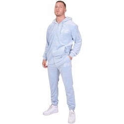 Clothing Men Tracksuits Project X Paris Jogging Velvet Logo bleu ciel