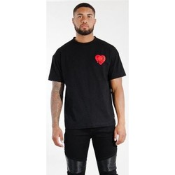 Clothing Men Short-sleeved t-shirts Sixth June T-shirt  Oversize noir