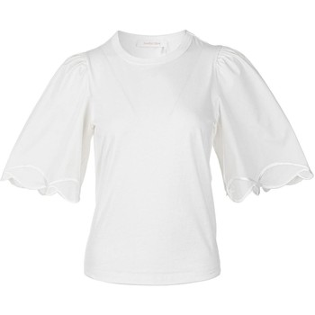 Clothing Women Tops / Blouses See by Chloé See By Chloé Embroidered Wide 1