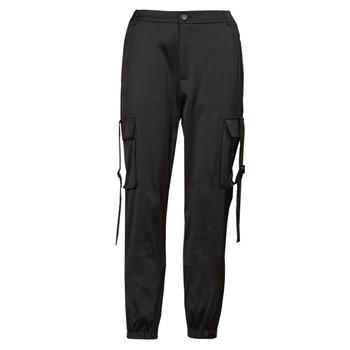 Clothing Women Cargo trousers Yurban  Black