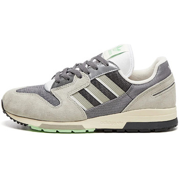 Shoes Men Low top trainers adidas Originals ZX 420 Trainers - Grey