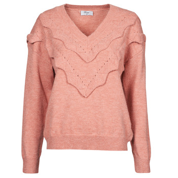 Clothing Women Jumpers Betty London PATICIA Pink