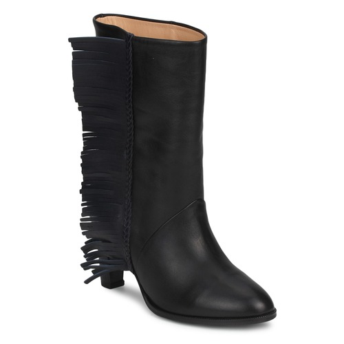 Shoes Women High boots MySuelly GAD Black