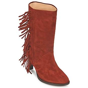 Shoes Women High boots MySuelly GAD Rust