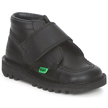 Shoes Children Ankle boots Kickers KICK KILO Black