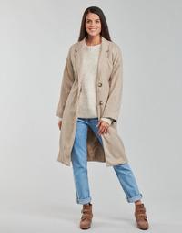 Clothing Women Coats Betty London PIXIE Beige