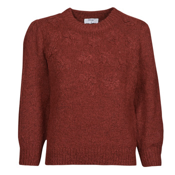Clothing Women Jumpers Betty London POXONE Red