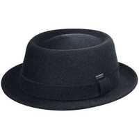 Clothes accessories Men Hats Kangol Chapeau en feutre  Polished Porkpie bleu foncé