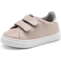 Shoes Girl Trainers Cienta Chaussures fille  Deportivo Scractch Glitter rose