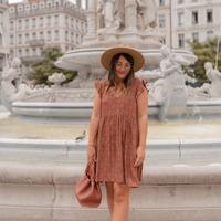 Clothing Women Short Dresses Céleste DAHLIA Multicolour