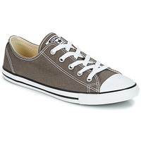 Shoes Women Low top trainers Converse ALL STAR DAINTY CANVAS OX ANTHRACITE