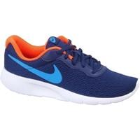 Shoes Children Low top trainers Nike Tanjun GS Blue