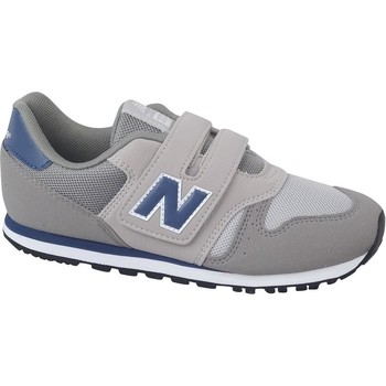 Shoes Children Low top trainers New Balance 373 Grey, Navy blue