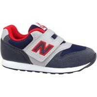 Shoes Children Low top trainers New Balance 996 Beige, Navy blue